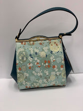 Load image into Gallery viewer, ALICE TEAL LUXE HANDBAG