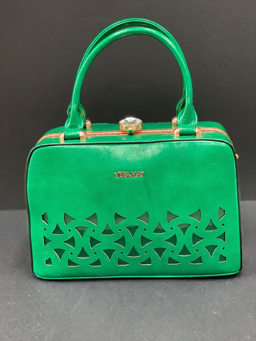 CAROLYN GREEN FASHION BAG