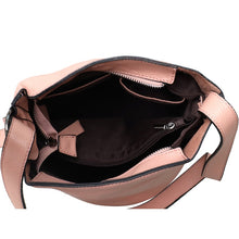 Load image into Gallery viewer, ANOVA PINK GENUINE LEATHER LADIES HANDBAG