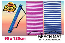 Load image into Gallery viewer, Beach Mat with Carry Handle
