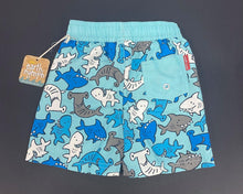 Load image into Gallery viewer, BOYS BOARDSHORTS SHARK FRIENDS