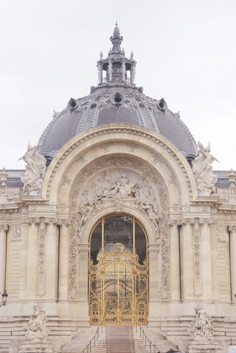 Arch doorway at the Petit Palais Paris wall decor art photography