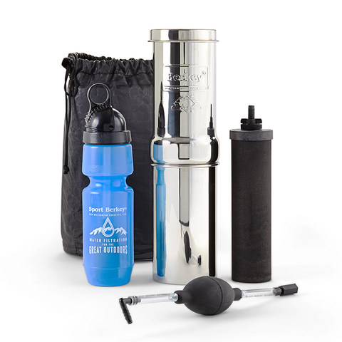 KIT GO BERKEY® 950ml