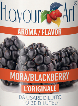 Flavour Art Blackberry