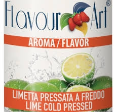 Flavour Art Lime Cold Pressed