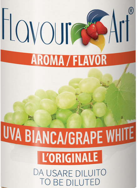 Flavour Art Grape white