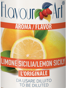 Flavour Art Lemon Sicily