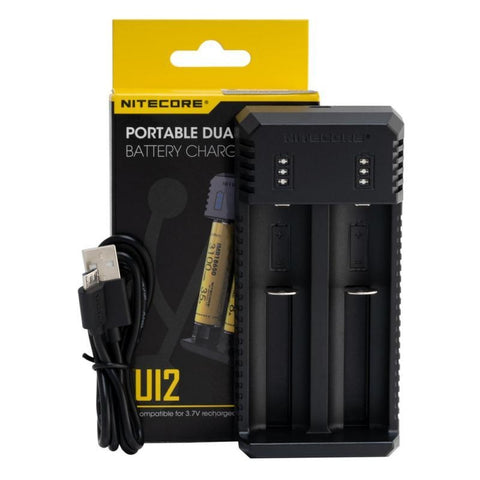 Nitecore UI2 Portable USB Battery Charger