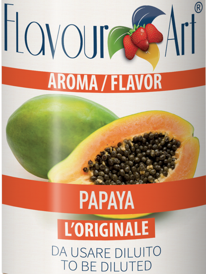 Flavour Art Papaya