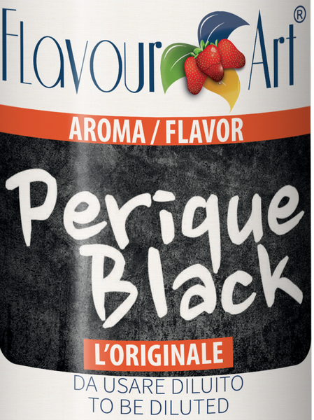 Flavour Art Perique Black