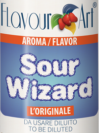 Flavour Art Sour Wizard