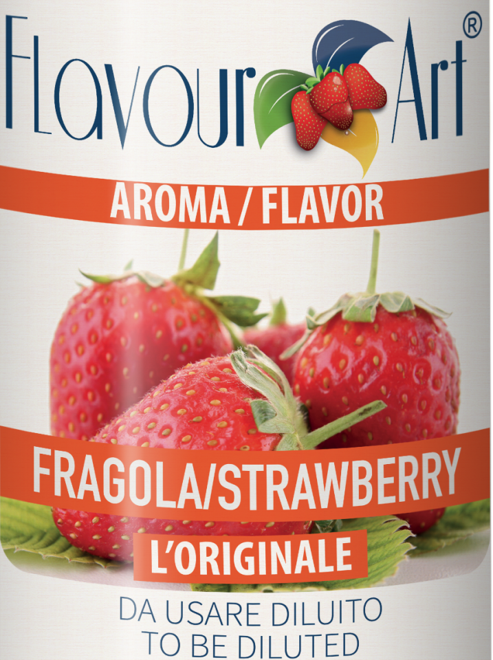 Flavour Art Strawberry