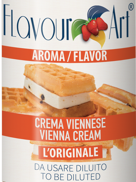 Flavour Art Vienna Cream