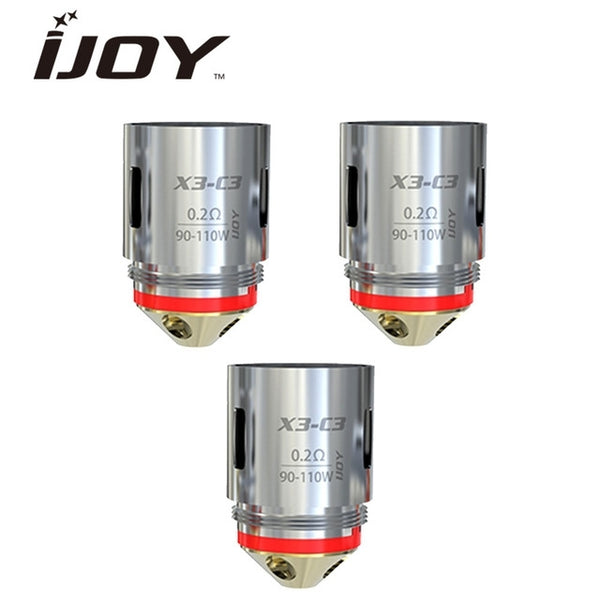 iJoy Captain X3 Replacement Coils