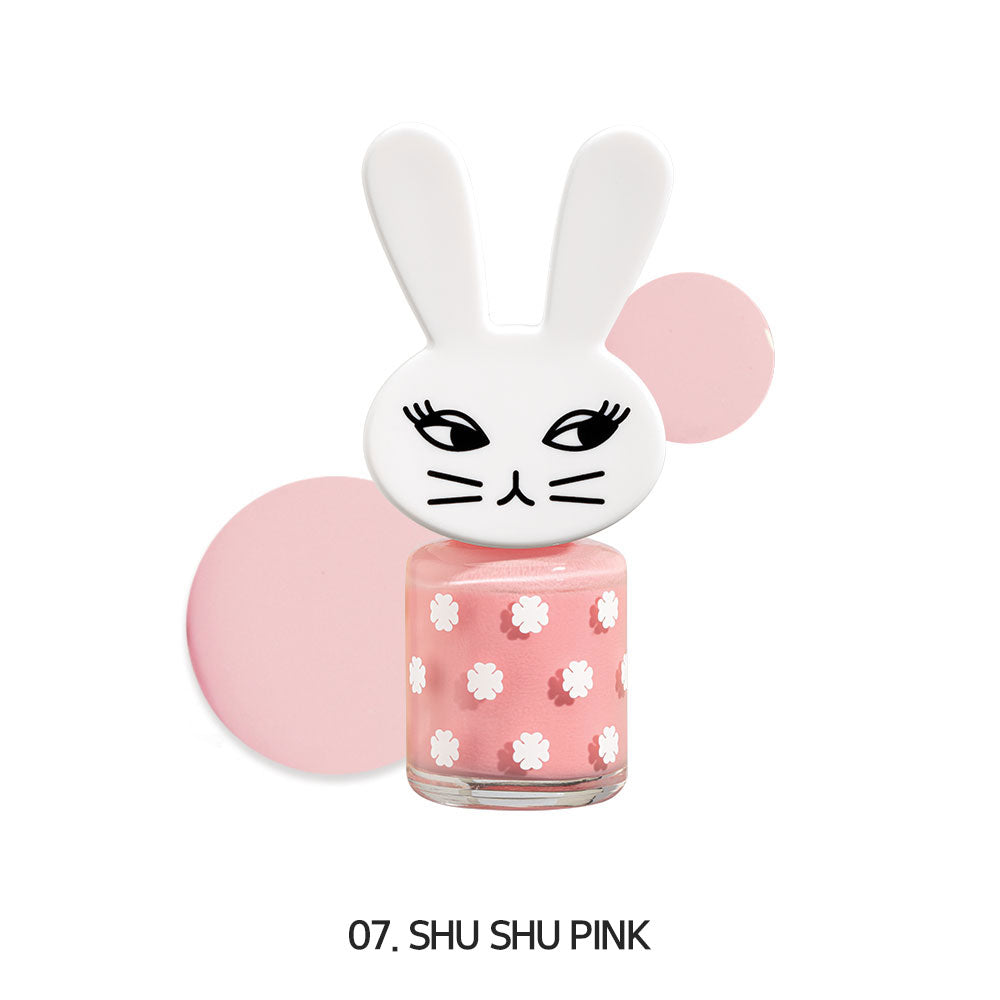 [07. SHU SHU PINK] Happy ShuShu Day Water-based Nail