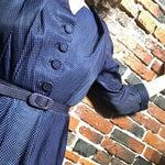 Load image into Gallery viewer, 1940s-1950s Vintage Optical Button Down Jacket