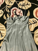 Load image into Gallery viewer, EMPORIO ARMANI Long Silk Dress/Gown - Size 4