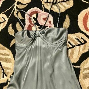 EMPORIO ARMANI Long Silk Dress/Gown - Size 4