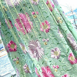 Load image into Gallery viewer, 1930s Vintage Rayon Embroidered Shawl