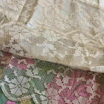 Load image into Gallery viewer, Edwardian Antique Silk Lace Slip - VOLUP