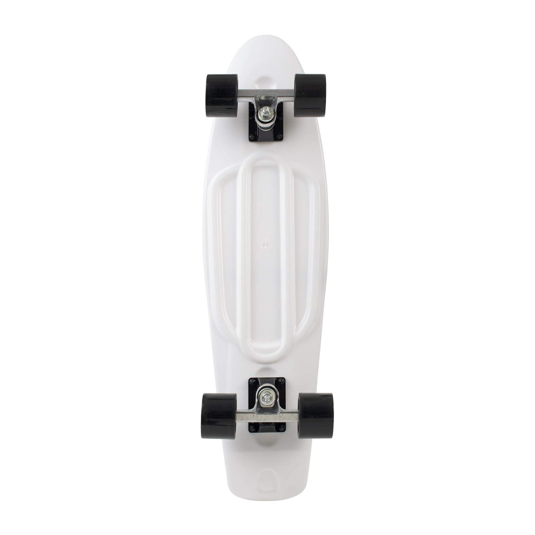 Cruiser Board White & Black 27