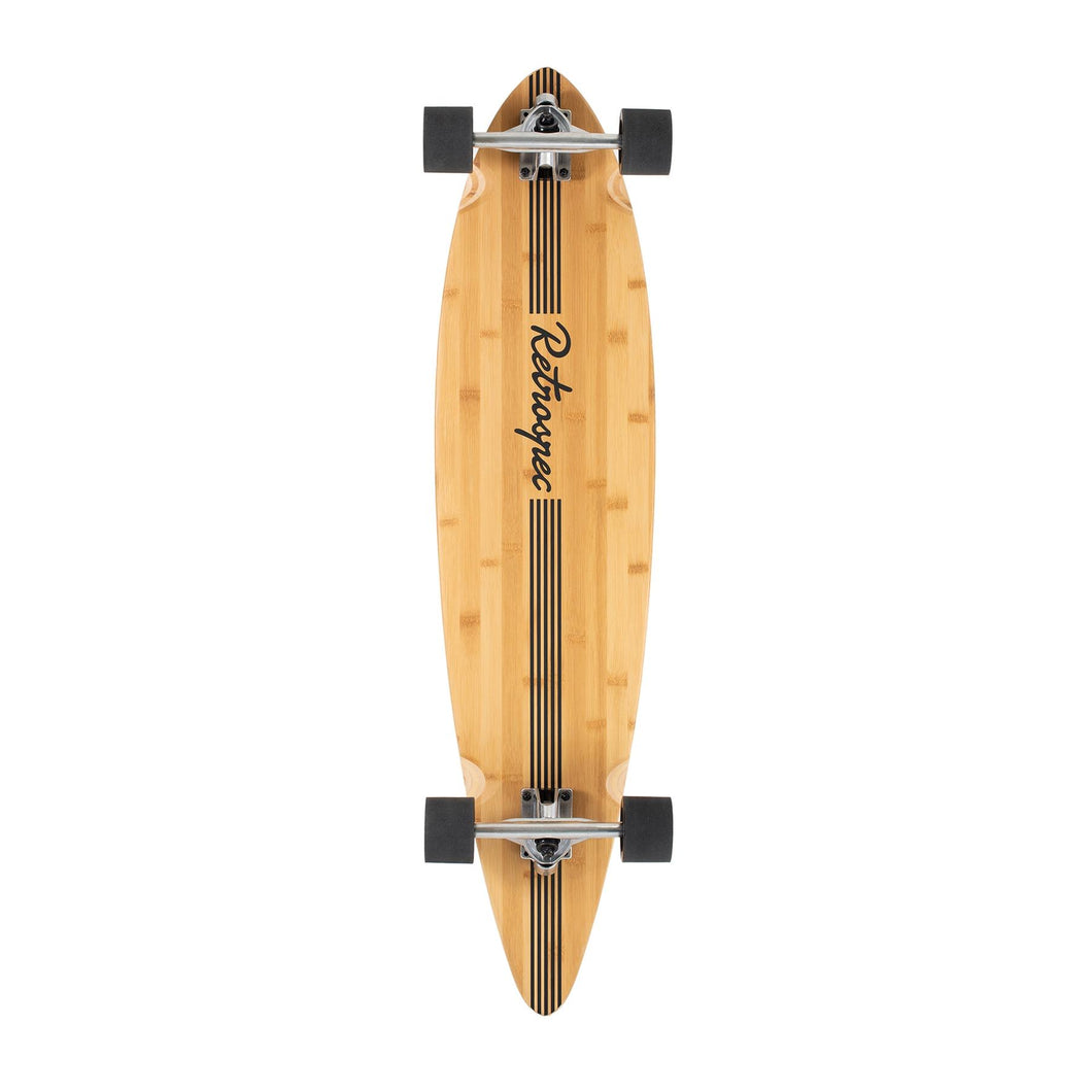 Zed Black Pipeline Pintail 41