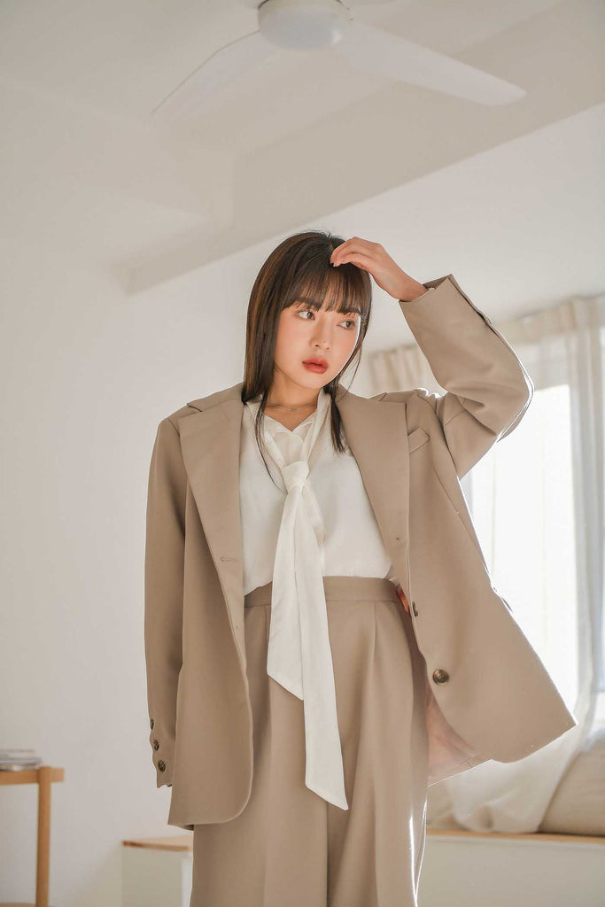 a good day oversized blazer