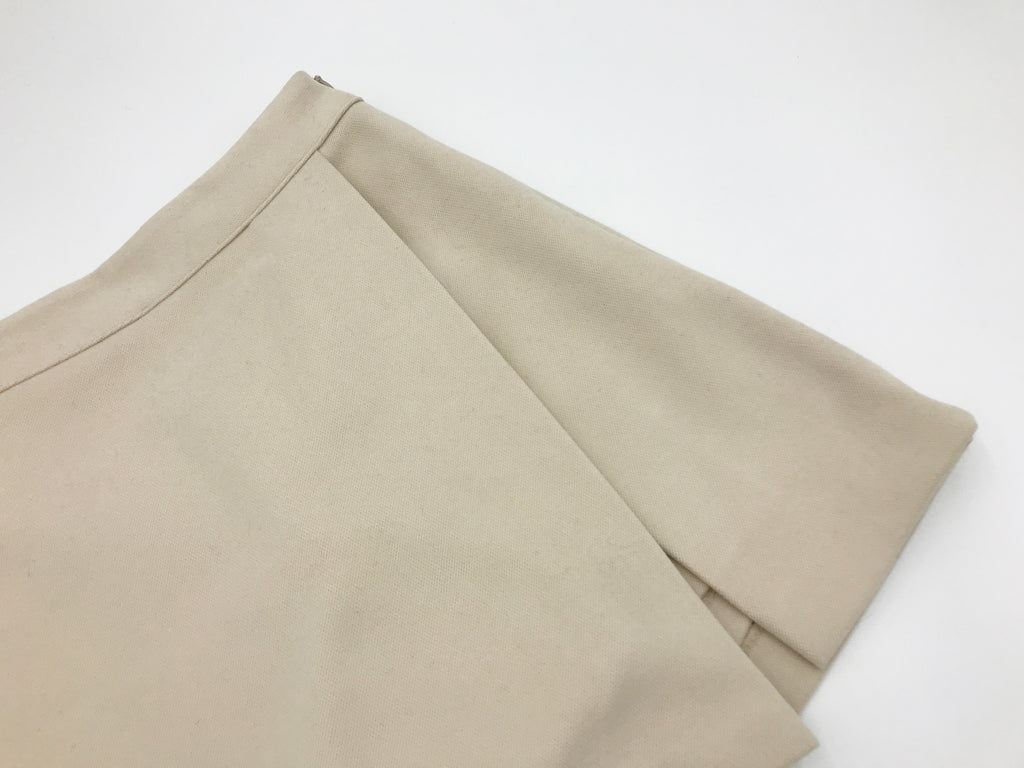 no options mini pant-skirt