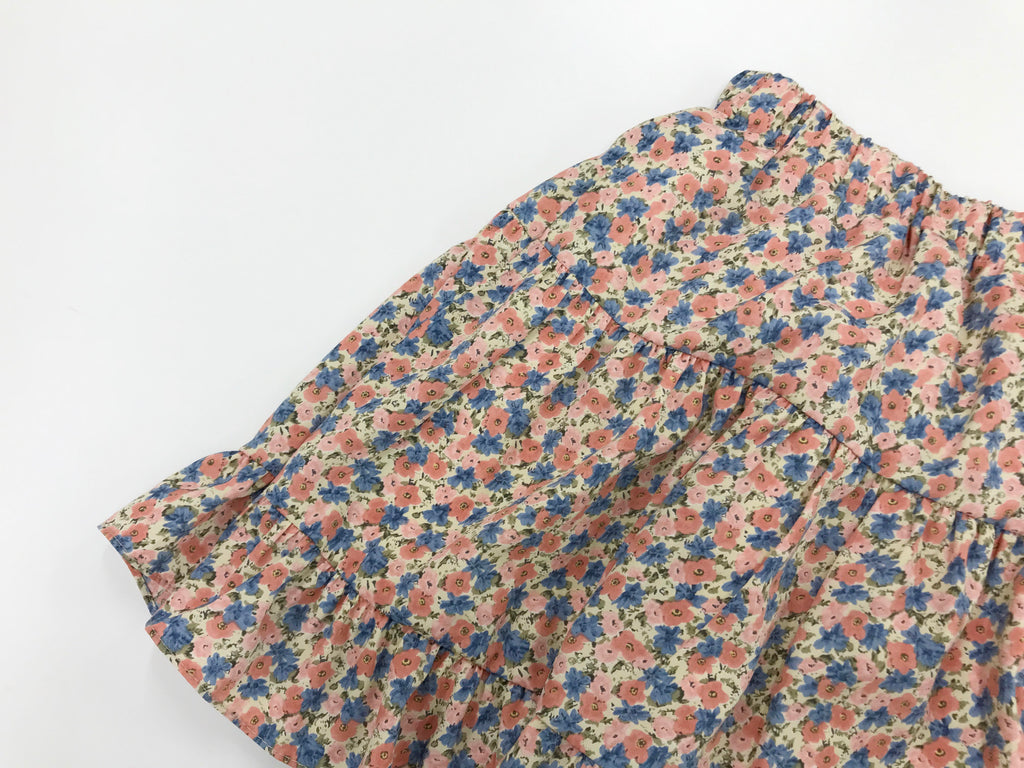 sweet dreams floral skirt