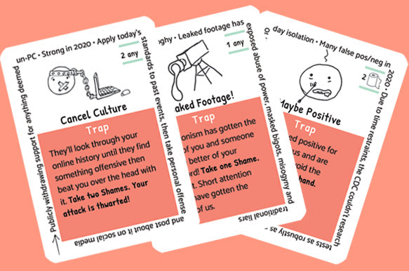 Using YAP Trap Cards