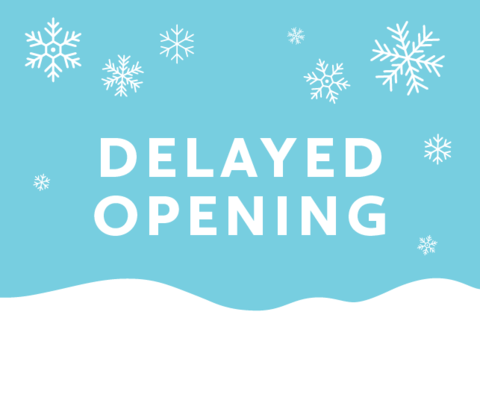 Delay in opening December 1st