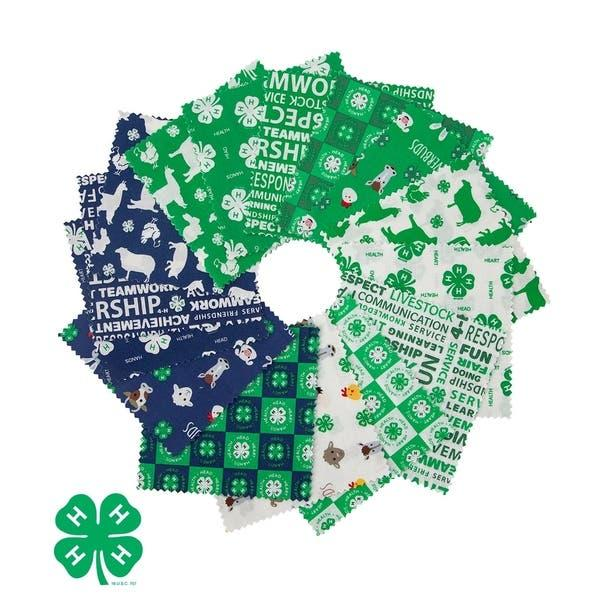 4-H Charm Pack