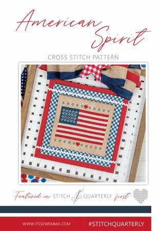 American Spirit Cross Stitch