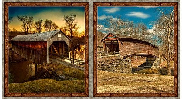 Artworks VII Covered Bridge