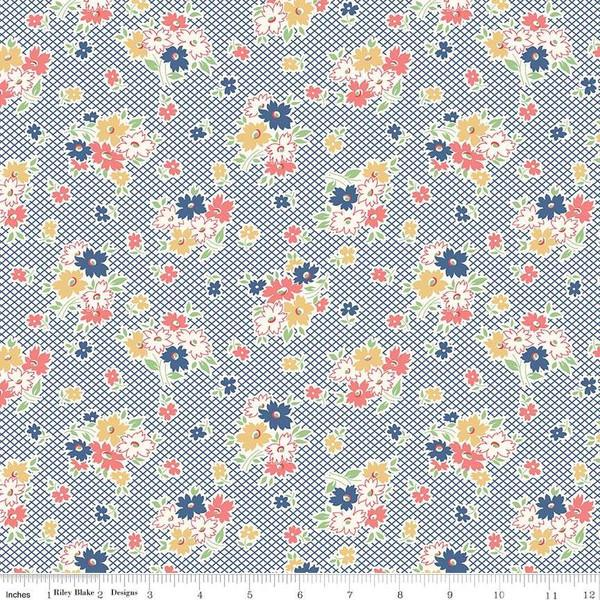 Farm Girl Vintage C7870-Denim