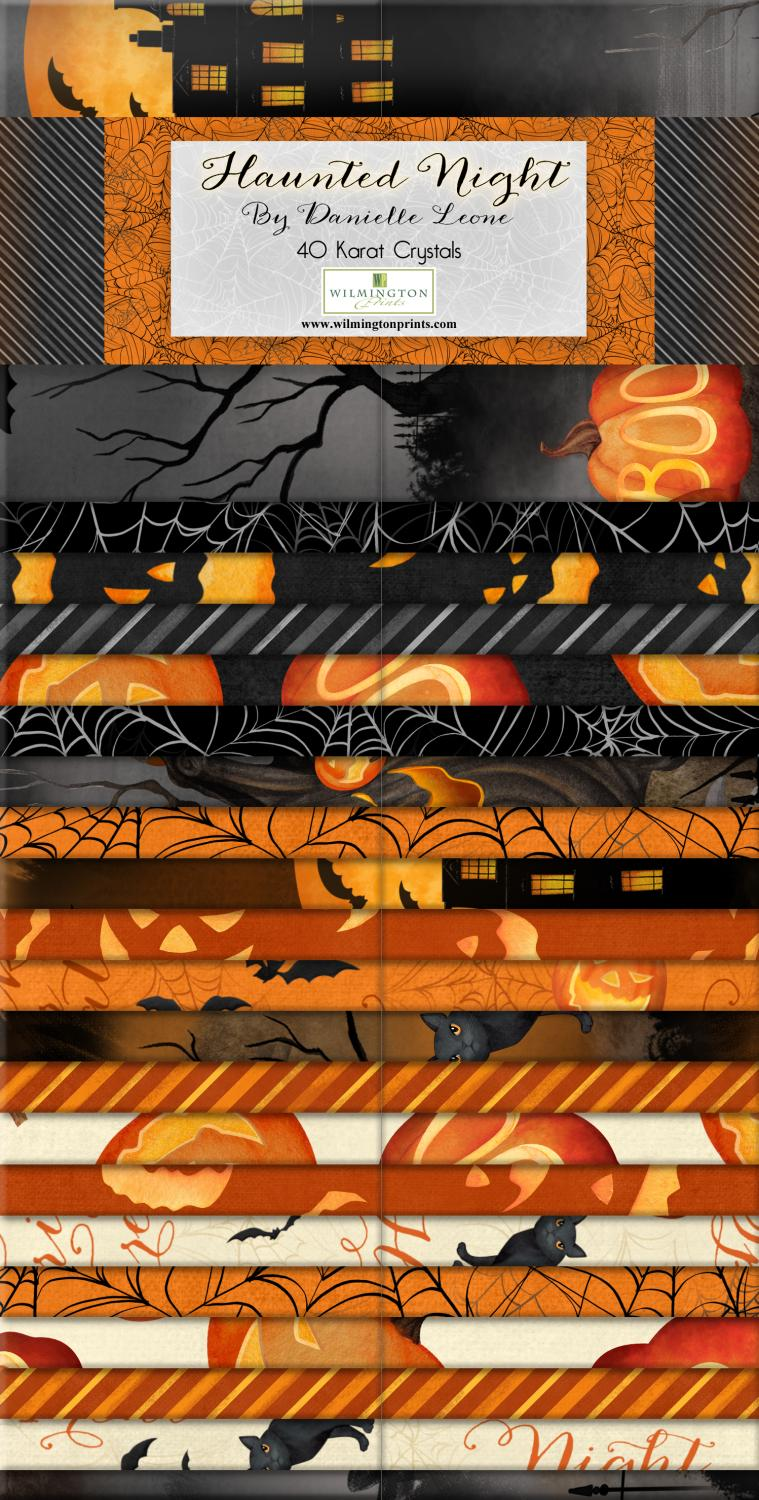 Haunted Night Jelly Roll