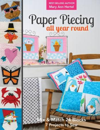 Paper Piecing All Year Round