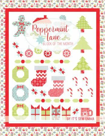 Peppermint Lane Book