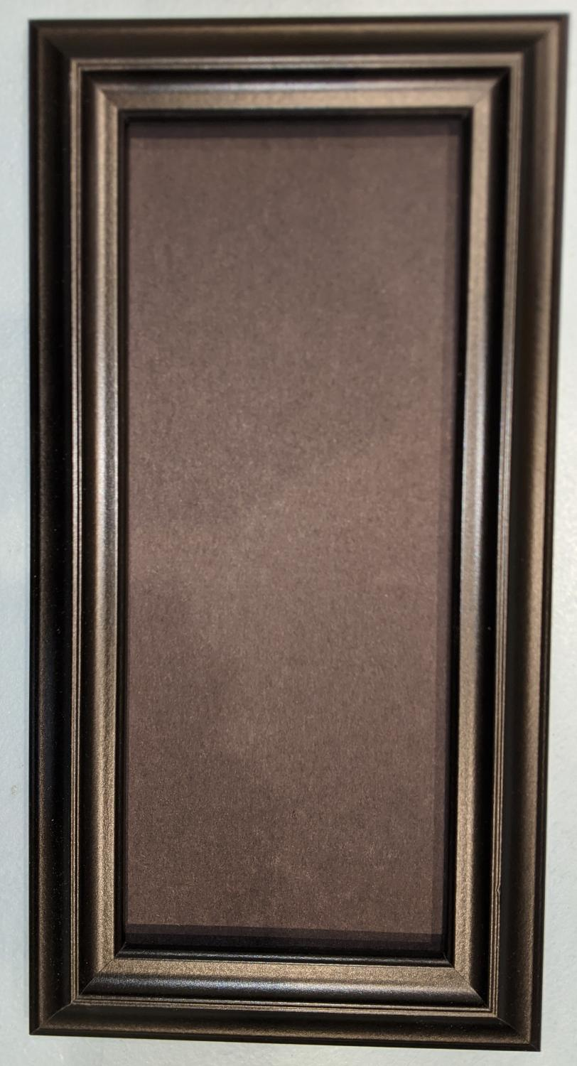 Picture Frame Empty