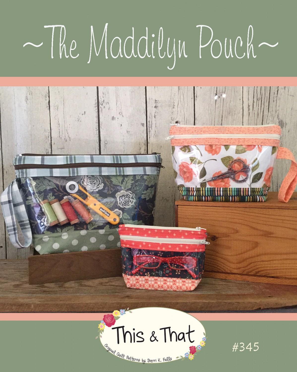 The Maddilyn Pouch