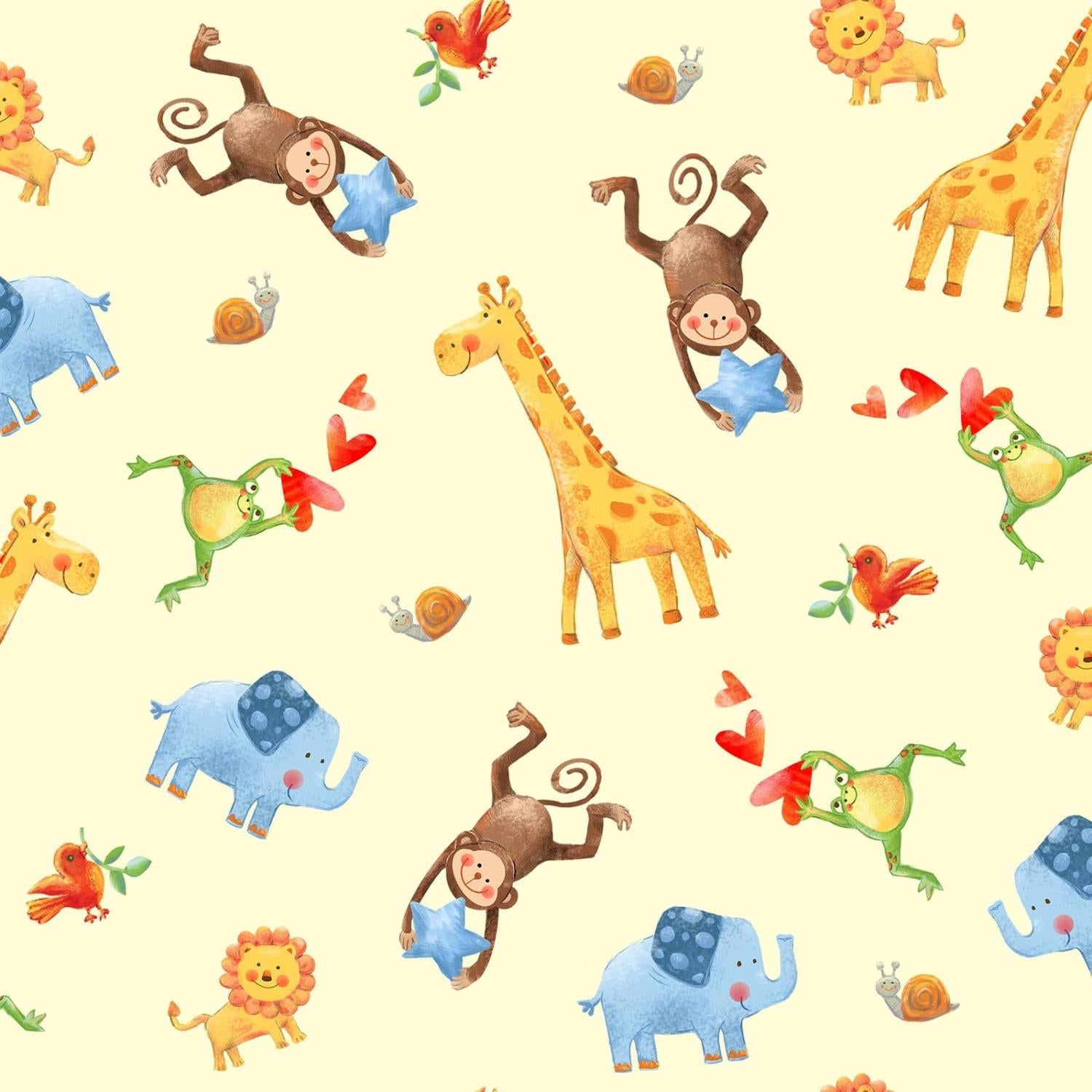 Wee Ones Jungle Animals