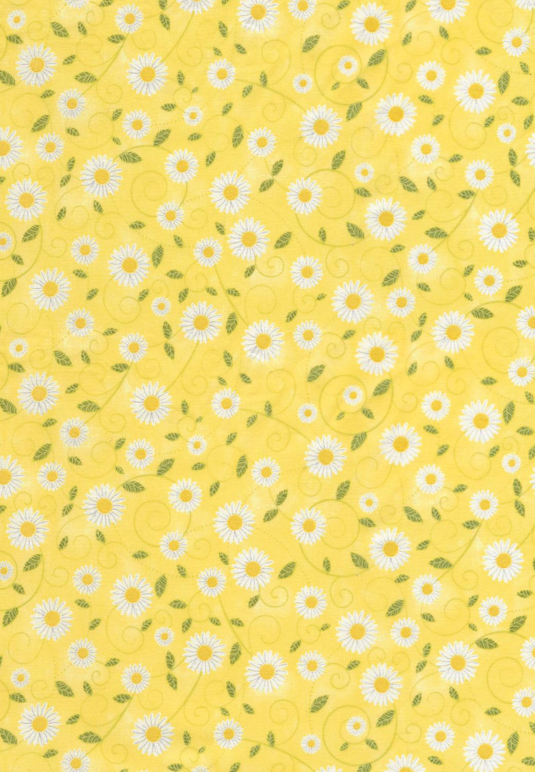 You are My Sunshine Yellow Small Flower