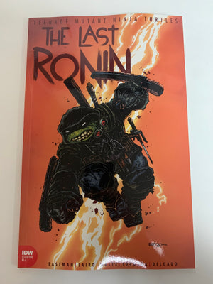 TMNT: The Last Ronin #1 1:10 Eastman variant raw