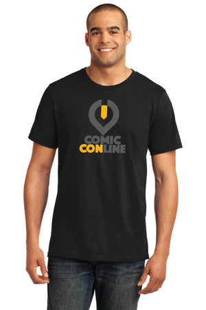 Comic Conline  Cotton T-Shirt