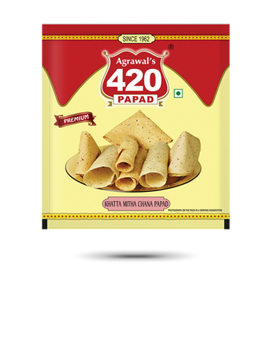 papad from Indore