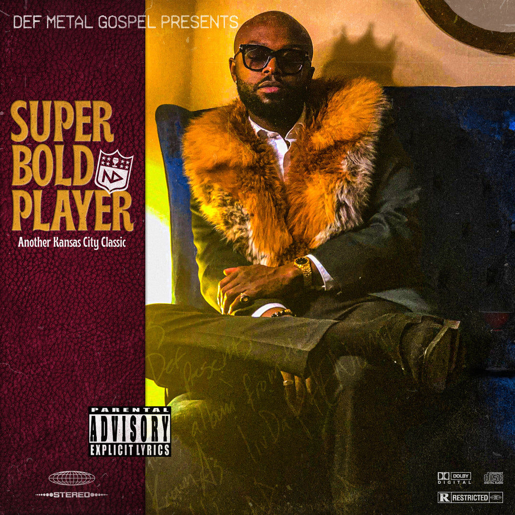 Irv Da PHENOM! SUPER BOLD PLAYER DIGITAL ALBUM DOWNLOAD