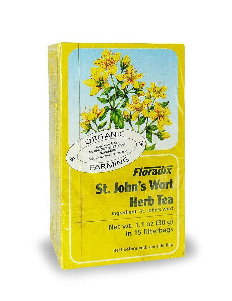 Floradix St. Johns Wort 15 - Your Health Store
