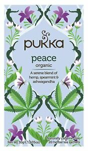 Pukka Peace Tea Bags - Your Health Store