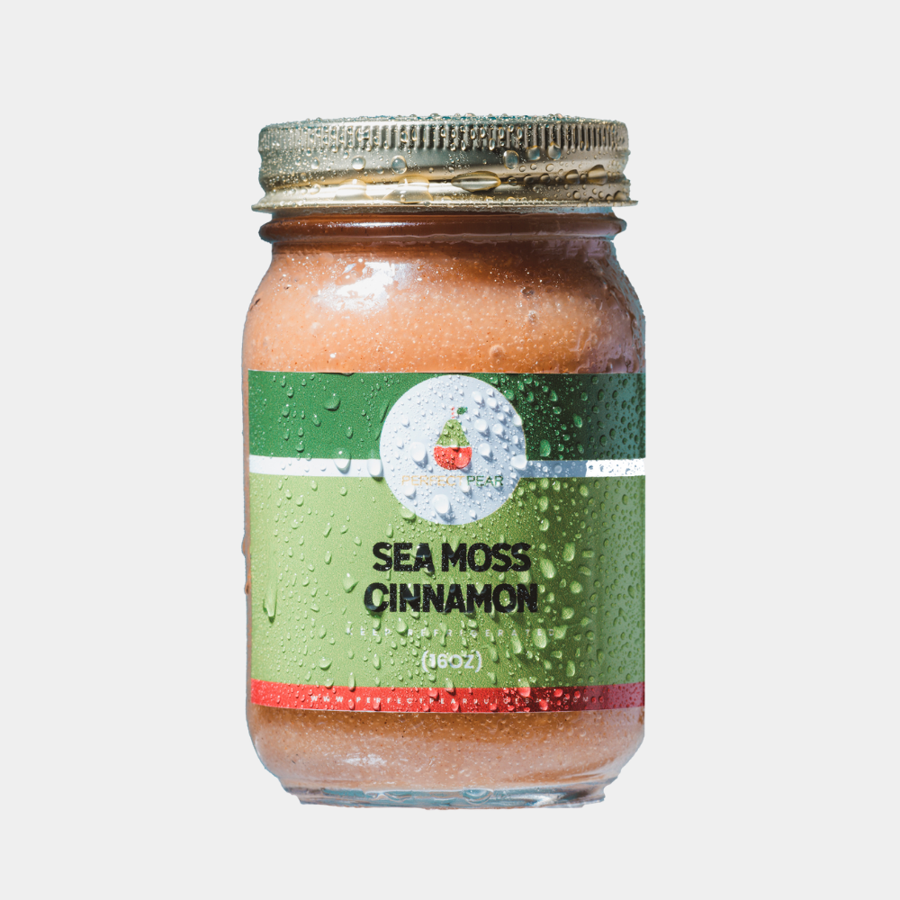 Cinnamon Sea Moss