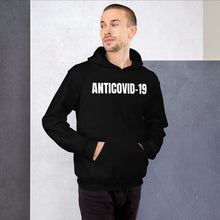 Load image into Gallery viewer, ANTICOVID-19 Unisex Hoodie